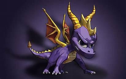 Spyro Dragon Wallpapers Background Desktop Backgrounds Skylanders