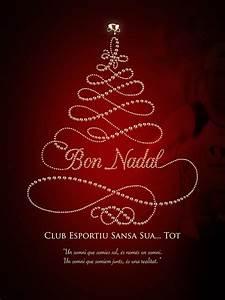 Sansa Sua Tot Bon Nadal I Feliç Any Nou