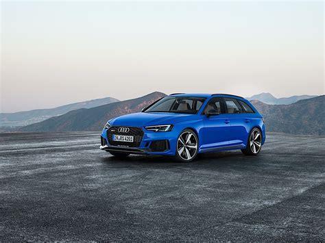 Audi Rs4 Avant (b9) Specs & Photos