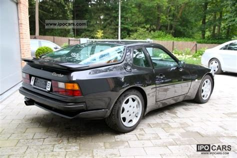 best car repair manuals 1991 porsche 944 user handbook 1991 porsche 944 turbo s two owners full service history car photo and specs