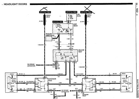 Wiring Diagram For 1988 Firebird by Volvo 240 Headlight Wiring Auto Electrical Wiring Diagram