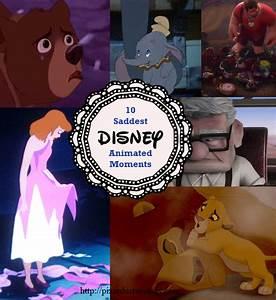 10 Saddest Disney Animated Moments