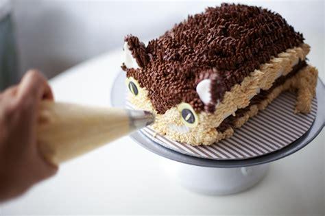 totoro week  wild     catbus cake