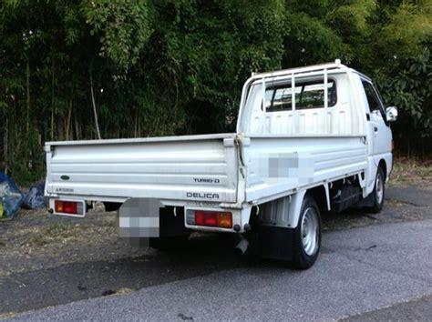 Mitsubishi Diesel Pickup Trucks