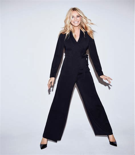 Tess Daly Photoshoot, September 2017