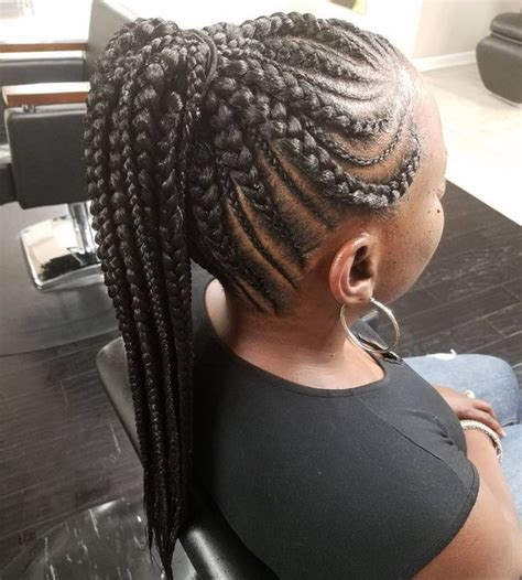 Easy Cornrow Hairstyles by Cornrow Hairstyles Different Cornrow Braid Styles