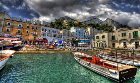 Capri Island In Italy Thousand Wonders