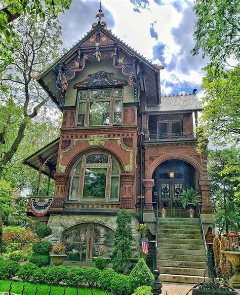 Chicago Illinois Photo Credit Captivating Houses