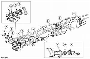 Ford Explorer Exhaust Parts Diagram O2 Sensors