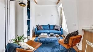 Petit Salon Cosy : am nager un petit salon conseils plans d coration c t maison ~ Melissatoandfro.com Idées de Décoration