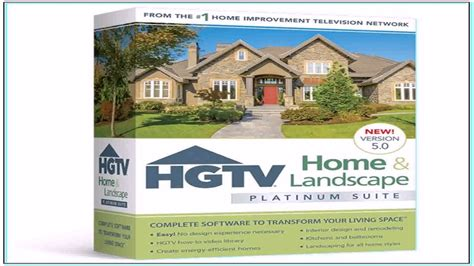 hgtv home design software  trial  description