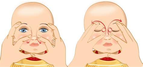 как делать массаж от отеков под глазами