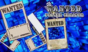 Wanted Poster Creator - Android Apps on Google Play