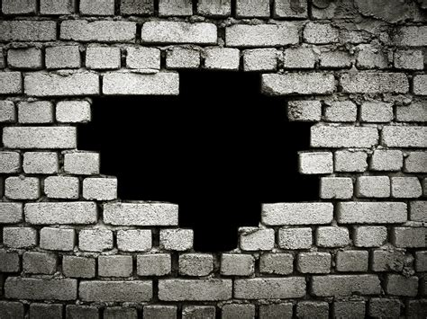 brick wall drawing broken brick wall png www imgkid the image kid has it 3d