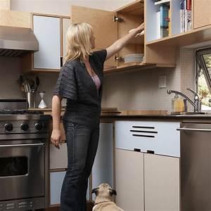 Placards De Cuisine : bien choisir des placards de cuisine marie claire ~ Carolinahurricanesstore.com Idées de Décoration