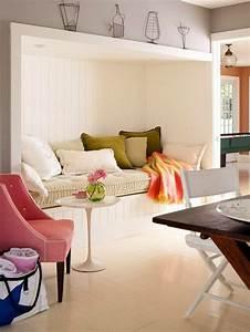 revgercom amenager petit espace salon salle a manger With superior meuble pour petit appartement 5 60 idees pour un amenagement petit espace archzine fr