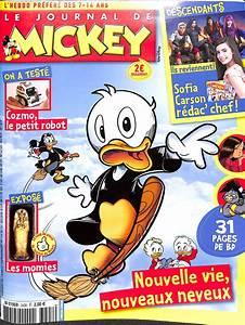 Le Journal De Mickey Abonnement : le journal de mickey n 3408 abonnement le journal de mickey abonnement magazine par ~ Maxctalentgroup.com Avis de Voitures