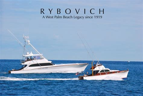 Legend Boats History by Rybovich The Stuff Of Legend For 90 Years The