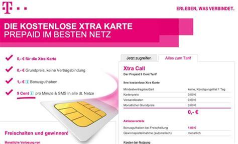 kostenlose telekom prepaid sim ist wieder da