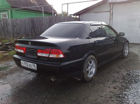 2001 Honda Accord by 2001 Honda Accord Pictures 1 8l Gasoline Ff Automatic