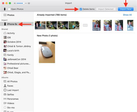 how to delete photos from your iphone or
