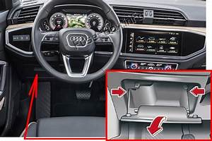 Fuse Box Diagram Audi Q3  F3  2018