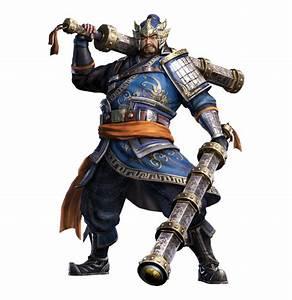 Dynasty Warriors 9 Xiahou Yuan Render by SwordofHeaven89 ...
