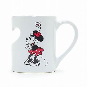 Minnie Mouse Tasse : mug couple minnie mouse ~ Whattoseeinmadrid.com Haus und Dekorationen