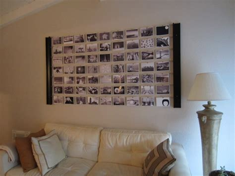 By oliveandlove.com (no longer on original site; DIY Photo Wall Décor Idea- DIYInspired.com