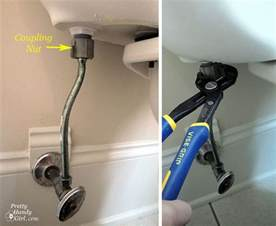 Shut Off Valve Under Sink Leaking by What Is Causing Toilet Supply Water Leaks Above The