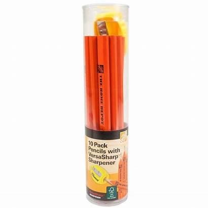 Carpenter Pencils Sharpener Depot Pencil Carpenters Pack