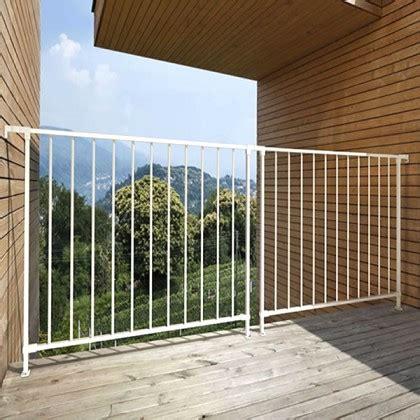 terrazzi con ringhiera ringhiere per terrazzi in ferro con balaustra scala e