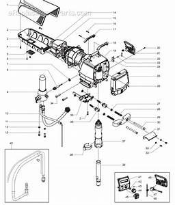Titan 1140 Parts List And Diagram