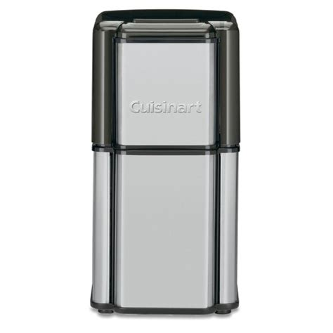 Programming your cuisniart coffee maker is not as difficult as you might think off. Cuisinart 3.2-oz Black/Chrome Coffee Grinder in the Coffee Grinders department at Lowes.com