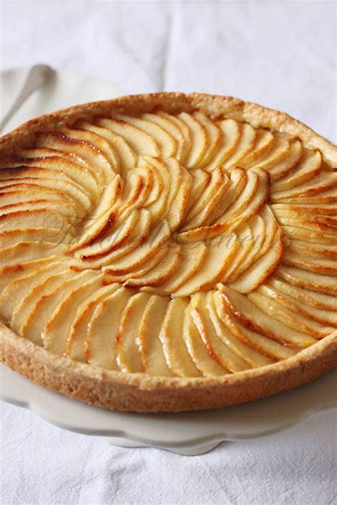 tarte aux pommes compote maison tarte aux pommes cap p 226 tisserie