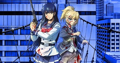 High-Rise Invasion Survival Horror Manga Gets Anime Series ...