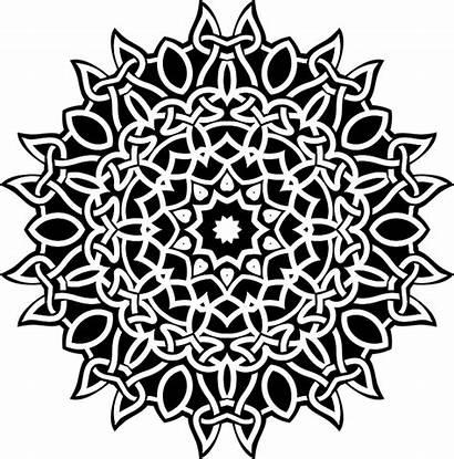 Celtic Knot Pixabay Border Svg Decorative Mandala