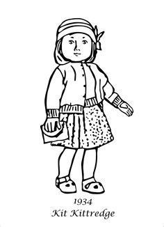 Coloring American Girl Coloring Pages Printable Archives
