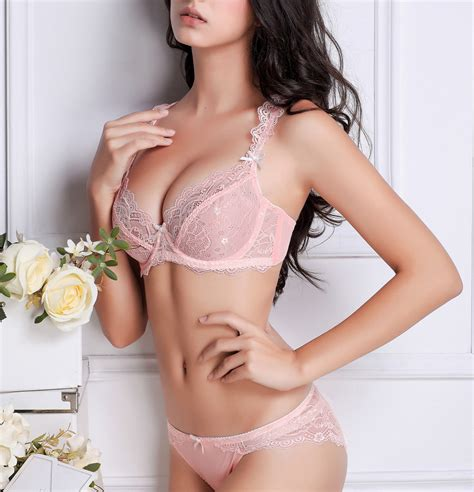 Aliexpress.com : Buy Pink Bra Set 2017 Underwear Women ...