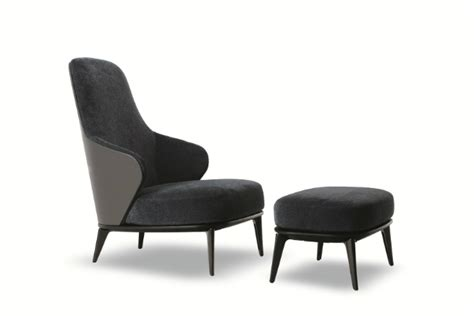 The New Minotti Armchairs Are Elegant And Protective