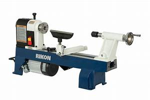 RIKON 70-100 Mini Lathe Review - The Basic Woodworking