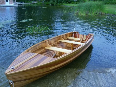 Cedar Strip Fishing Boat Kits by Giesler S Nipissing Cedar Strip Port Carling Boats