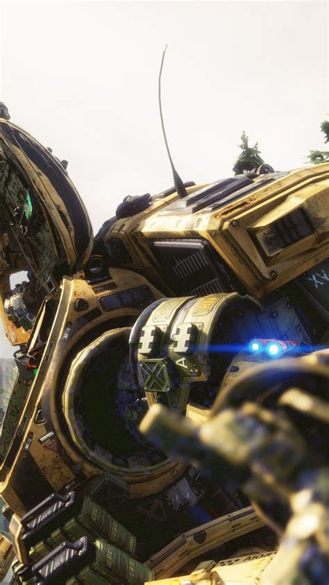 wallpaper titanfall    shooter  games