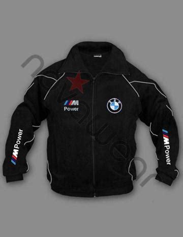 bmw  power fleece jacket black bmw accessories bmw clothing