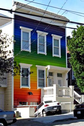 Dekorasi Rumah Minimalis Dengan Tema Pelangi Yang Cerah