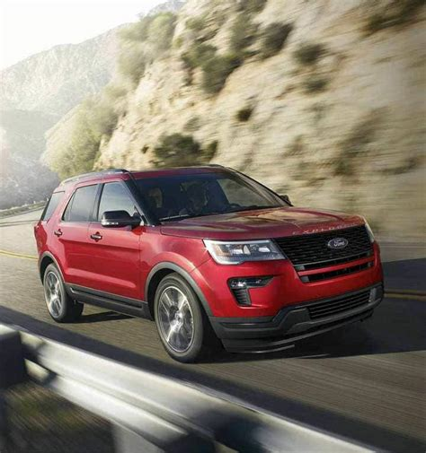 ford explorer suv   colors