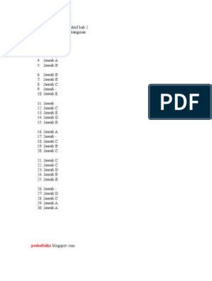 Soal prediksi utbk sbmptn penalaran umum + kunci jawaban (download) 2. English On Target Kelas 12 Kunci Jawaban - IlmuSosial.id