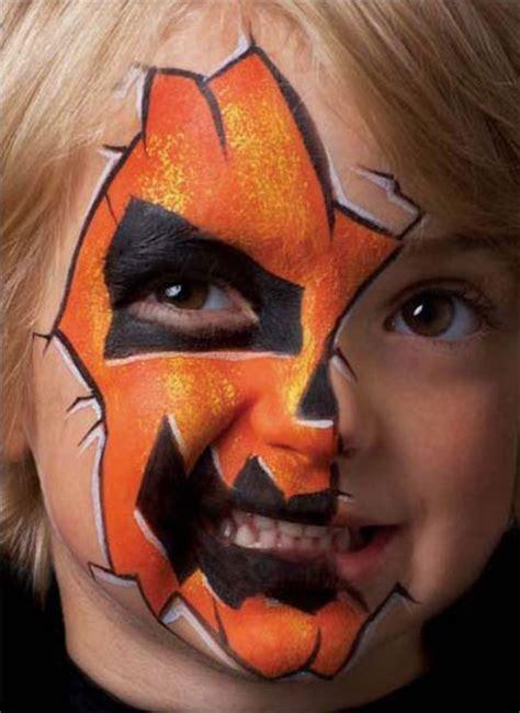 cool halloween makeup ideas  kids  modern fashion blog