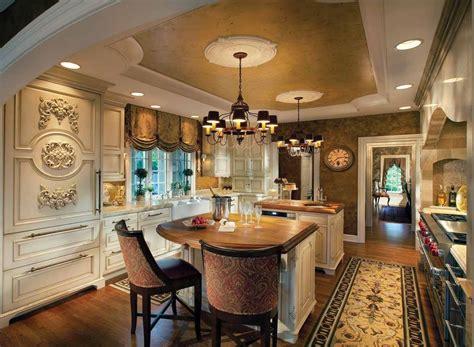 11 luxurious traditional kitchens millennium luxury kitchen design ideas with modern