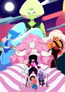Steven Universe Manga